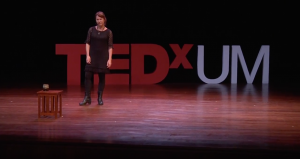 Laura Johnson TedxUM talk